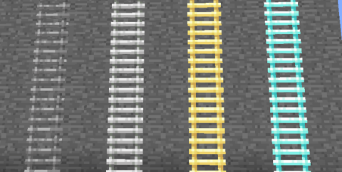 Speedy Ladders [1.17.1] [1.16.5] [1.15.2] [1.12.2] (лестницы из золота и алмазов)