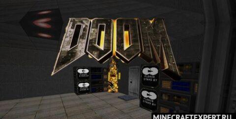 Doom: Доберись до спасателей [1.14.4]