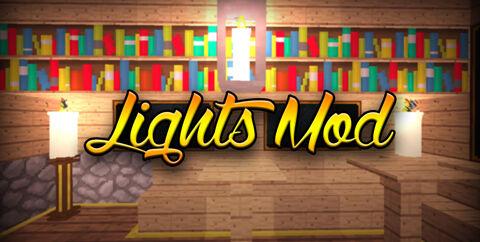 Lights Mod [1.7.2] [1.6.4]
