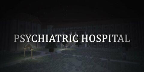 Psychiatric hospital — заброшенная психиатрическая больница [1.13.2]