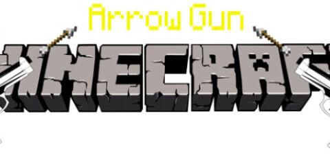 Arrow Gun Mod [1.7.2]