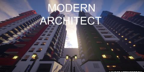 Modern Architect [1.16.3] [1.15.2] [1.14.4] (512x)