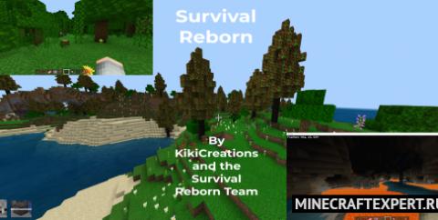 Survival Reborn [1.16] — улучшение выживания