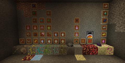 Oremageddon [1.12.2] (12 подземных биомов)