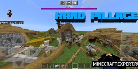 Hard Pillage [1.16] — мод на разбойников