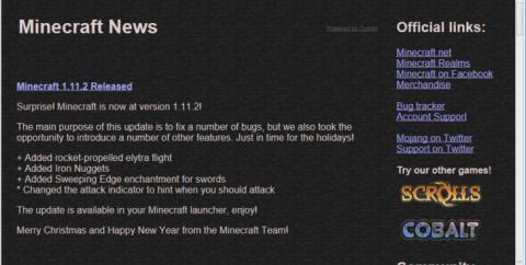 Майнкрафт лаунчер — все версии игры