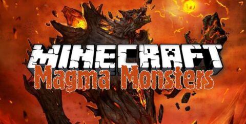 Magma Monsters [1.16.3] [1.12.2] (магма-монстры)