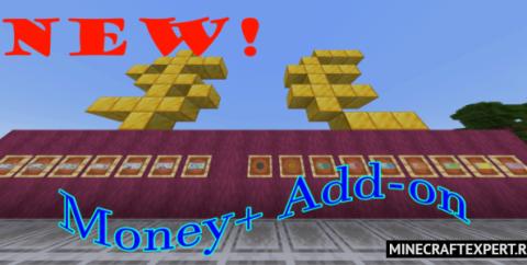 Money+ [1.16] (деньги,  евро € и доллары $)