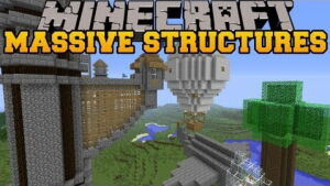 Instant Massive Structures [1.12.1] [1.11.2] [1.10.2] [1.9] [1.7.10]