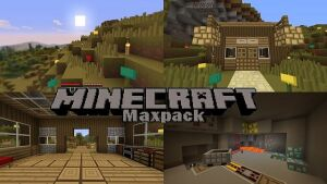 MaxPack Legacy Resource Pack 1.7.10/1.7.9/1.7.2 [16x]