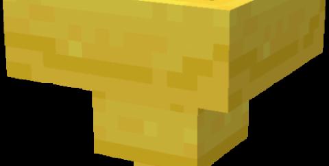 Golden Hopper [1.16.5] [1.15.2] — золотая воронка
