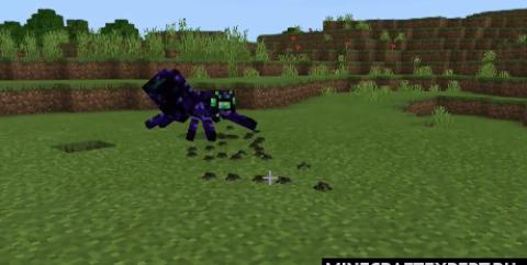 The Broodmother [1.17] [1.16]  — паучья матка и маленькие паучки