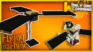 Flying Machine [1.10.2] [1.9.4]