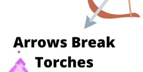 Arrows Break Torches [1.16.5] — стрелы ломают факелы