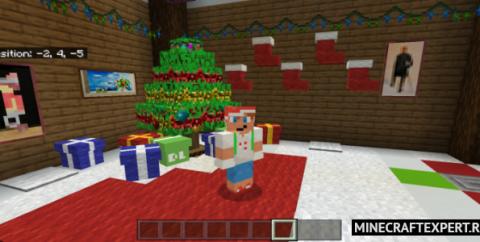Christmas Minigames! [1.16] (Новогодние мини-игры)