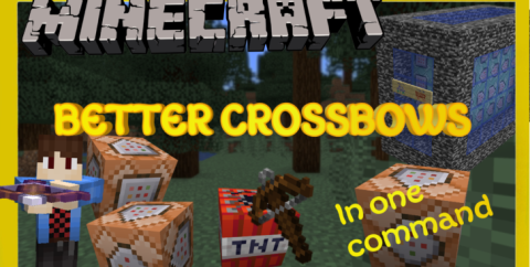 Команда Better Crossbows [1.14.4] (6 новых арбалетов)