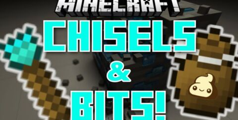 Chisels and Bits [1.16.3] [1.12.2]