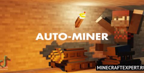 Auto-Miner! [1.17] — авто-шахтер