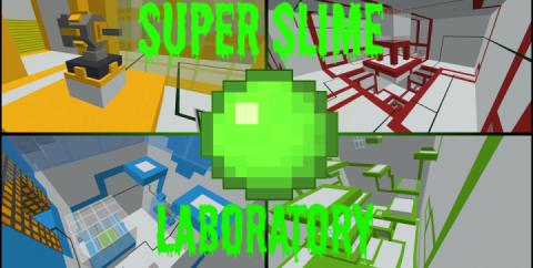Super Slime Lab — нажми кнопку кидая слизь [1.13.2]