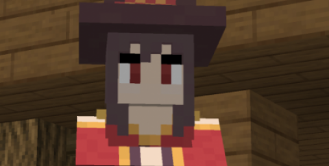 Megumin Witches [1.17.1] [1.16.5] [1.15.2] (16x)
