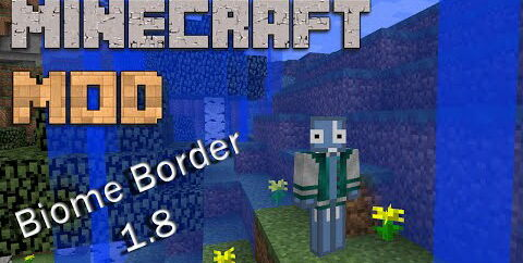 Biome Borders [1.12.2] [1.11.2] [1.10.2] [1.9.4]