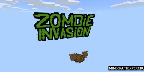 Zombie Invasion [1.16] — вторжение зомби