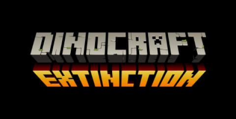 Dinocraft: Extinction [1.17.1] [1.16.5] — опасные динозавры