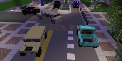 Seagull's Civil Car — гражданские машины [1.12.2]