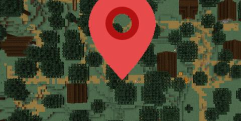 Village Spawn Point [1.17.1] [1.16.5] [1.15.2] [1.12.2] (спаун в деревне)