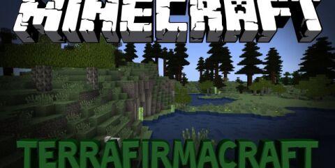 TerraFirmaCraft [1.12.2] [1.7.10] (террафирмакрафт)