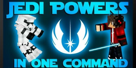Jedi Powers — световым меч и способности джедаев [1.12.2]