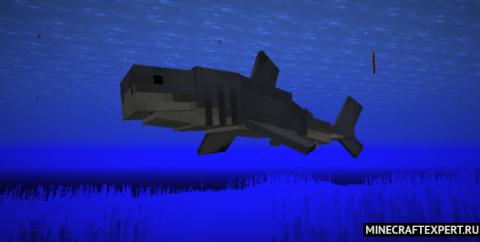 Untamed Wilds [1.16.5] — сухопутные и водные животные