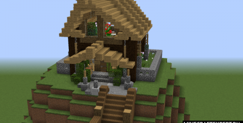 Небольшой дом на холме [1.17.1] [1.16.5] [1.15.2] [1.12.2]