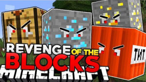 Revenge of the Blocks Mod 1.7.10