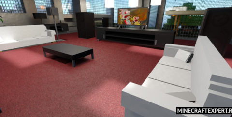 BONY162 Furniture [1.17] — современная мебель и техника