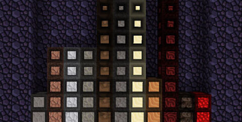 The Compressed Blocks [1.16.5] [1.15.2] [1.14.4] — сжатые блоки