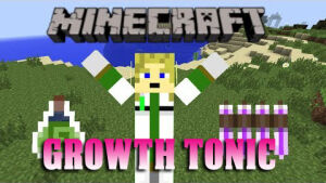 Growth Tonic Mod 1.7.2/1.6.4