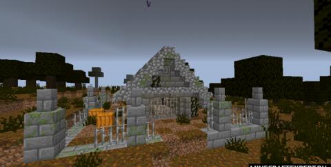 Dungeons & Artifacts [1.16.5] [1.15.2] — подземелья и артефакты