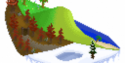 Fabric Seasons [1.17] [1.16.5] — сезоны