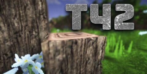 Текстуры T42 [1.14.4] [1.13.2] (64x)