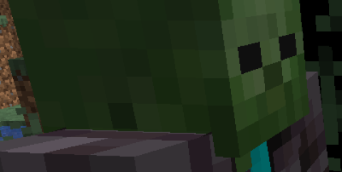 Undead Army! [1.16.5] — зомби-воины