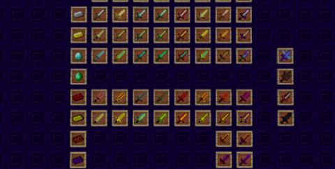 Nonexistent+ [1.12.2] (новые материалы, инструменты, броня и оружие)