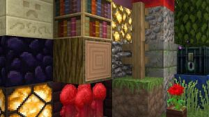 Lithos Mostly Faithful Resource Pack 1.7.10/1.7.2 [32x]
