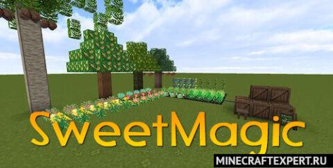 SweetMagic [1.12.2] (магическая энергия)