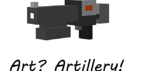 Art? Artillery! [1.16.5] — гранатомет