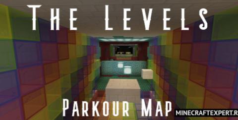 The Levels Parkour [1.16] [1.15] [1.14] (паркур-уровни)