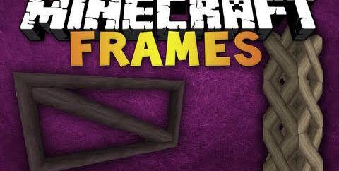 Frames Mod [1.7.2]