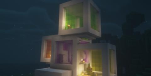 Кубический дом [1.16.5]