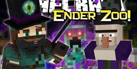 Ender Zoo [1.12.2] [1.7.10] (новые эндер мобы)