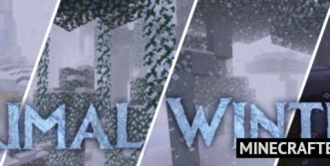 Primal Winter [1.16.4] [1.15.2] (ледяная пустошь)